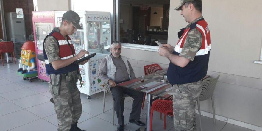 Şanlıurfa'da huzur operasyonu: 5 gözaltı