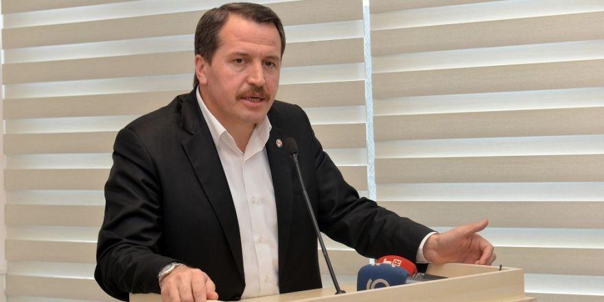 """Ali Yalçın: """"ILO'da temsil edilen çalışanın hukukudur, emeğin hakkıdır"""""""