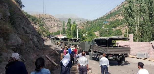 Şırnak Uludere'de askere saldırı!