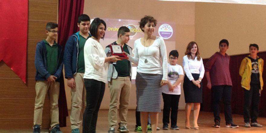 Ankara'da ilk kez kodlama yarışması düzenlendi