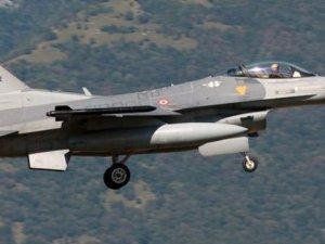 PKK'lıların Üstüne Bomba Yağdı