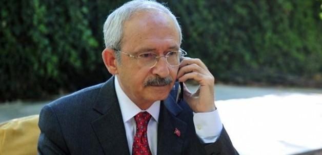 Kılıçdaroğlu'ndan İsmet Yılmaz'a Telefon
