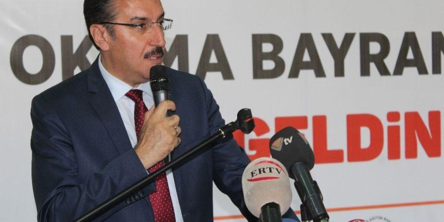 Bakan Tüfenkci Malatya'da Okuma Şenliğine katıldı