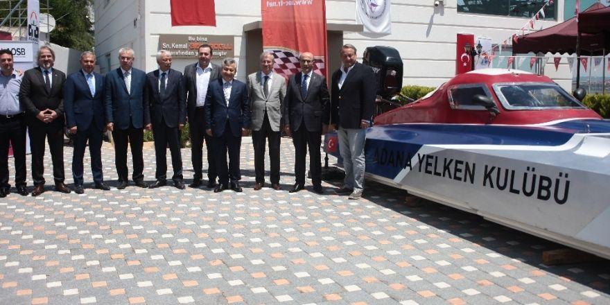 Adana'da Dünya Offshore Şampiyonası heyecanı