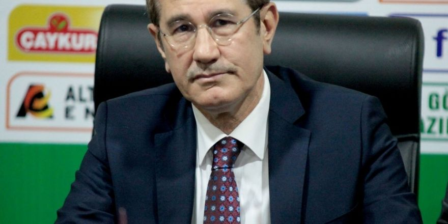 Başbakan Yardımcısı Nurettin Canikli'den Giresunspor'a ziyaret