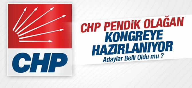 CHP Pendik Kongreye Hazırlanıyor