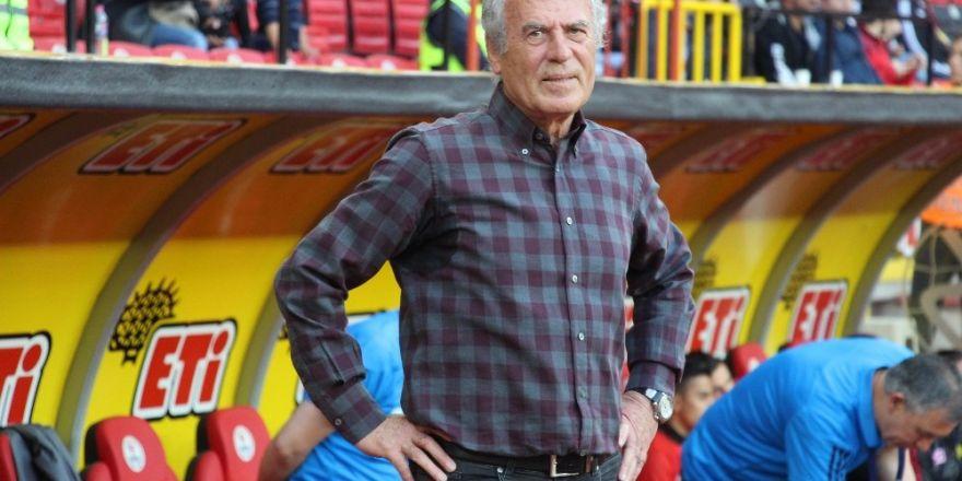 Mustafa Denizli, play-off maçını değerlendirdi