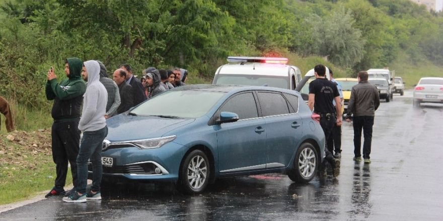 Edirne'de bir aileyi yok eden katil kafasına sıktı