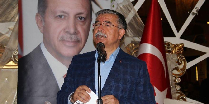 """Milli Eğitim Bakanı Yılmaz: """"Uzlaşmacı ve istikrarlı hükümetler gelecek"""""""