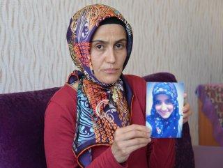 17 yaşındaki Berfin Önce Çarşaf giydi sonra  IŞİD'e katıldı