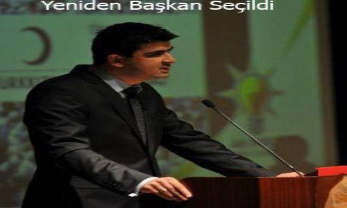 Erkan Gül Yeniden Başkan Seçildi