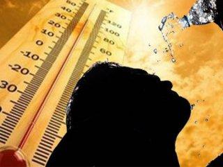 Kavurucu sıcaklar Türkiye'ye Geliyor