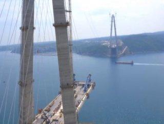 Yavuz Sultan Selim Köprüsünün Son hali