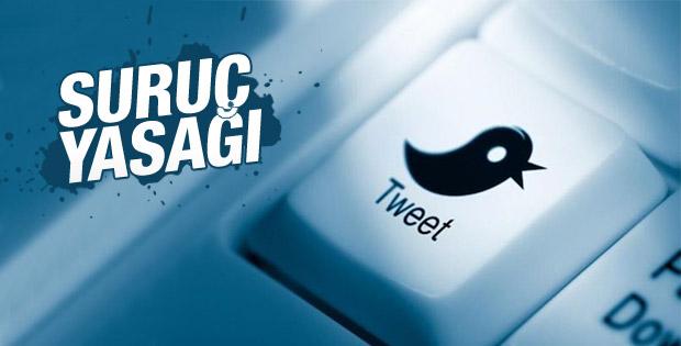 Twitter'a Suruç Yasağı