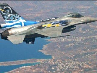 Yunanistan ordusu F-16'ları satışa çıkarıyor