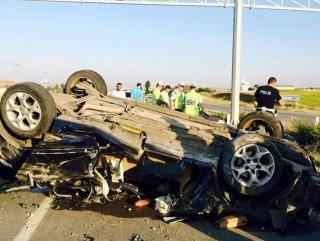 Diyarbakır Açık Cezaevi Müdürü Trafik Kazasında Öldü