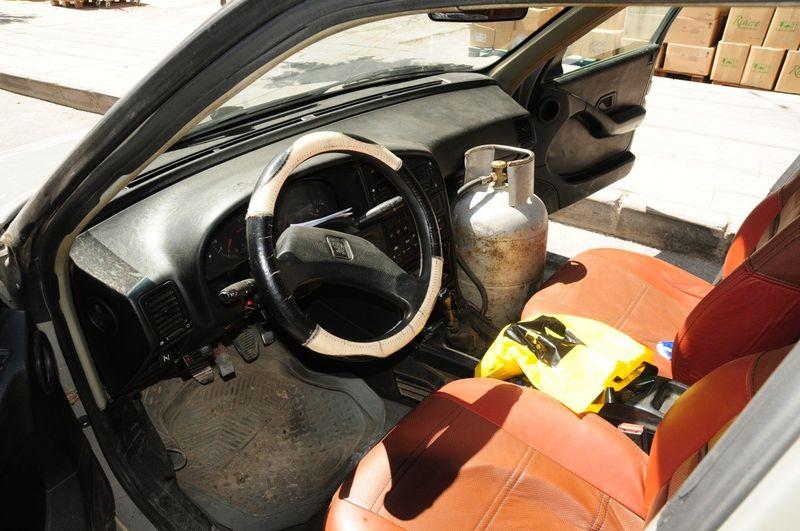 Van'da Gerçek Tüplü Araba