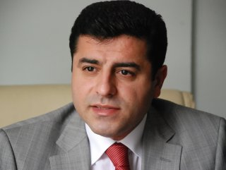 HDP Eş Başkanı Demirtaş Hakkında Fezleke Düzenlendi