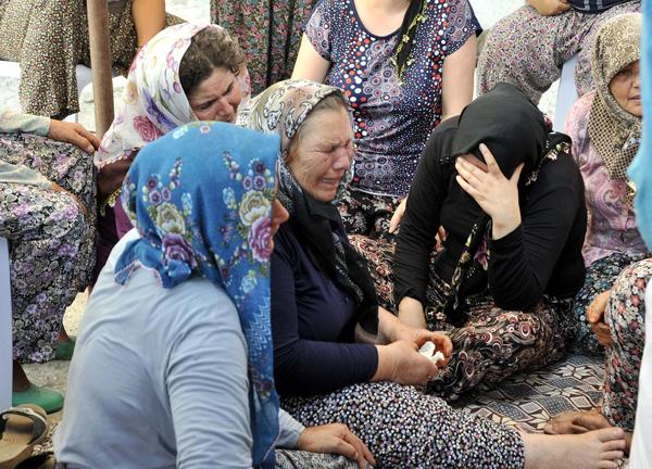 Şehit Barış Akkabak'ın Dede Ocağına Ateş Düştü