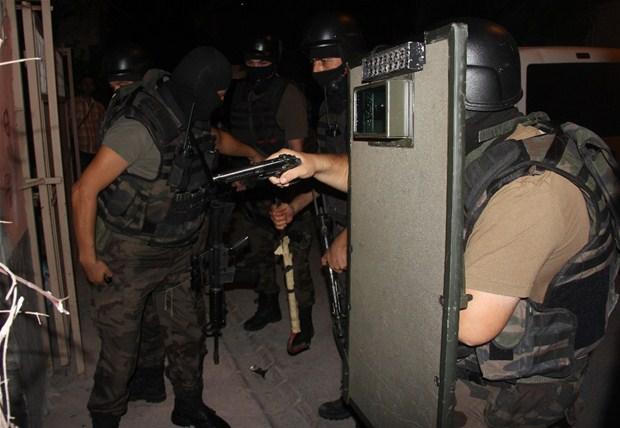 Adana'da 4 IŞİD'li gözaltına alındı