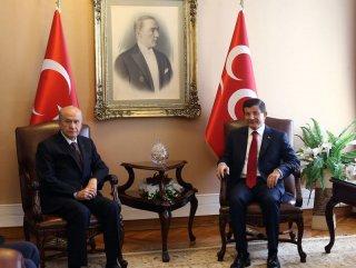 Ak Parti - MHP Görüşmesinin tarihi belli oldu