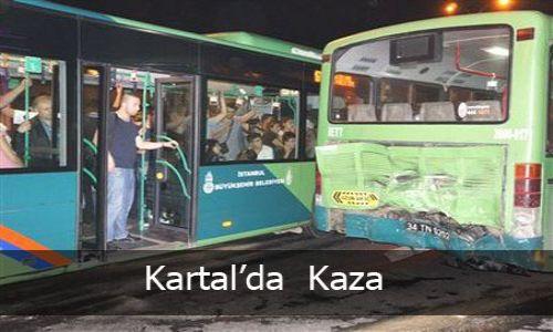 Kartal´da Kaza
