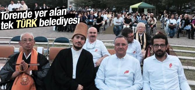 Törende Yer Alan Tek Türk Belediyesi