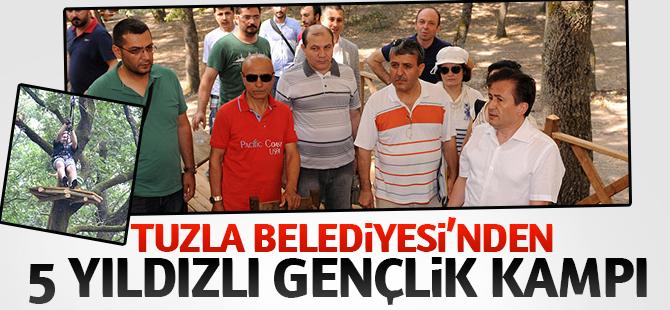Türkiye'nin 5 Yıldızlı Gençlik Kampı