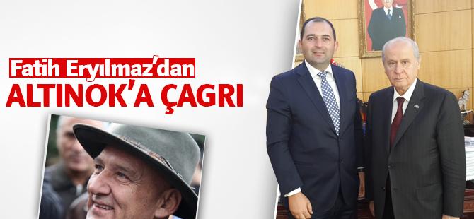 Kartal Belediye Başkanı Altınok Öz'e Çağrı