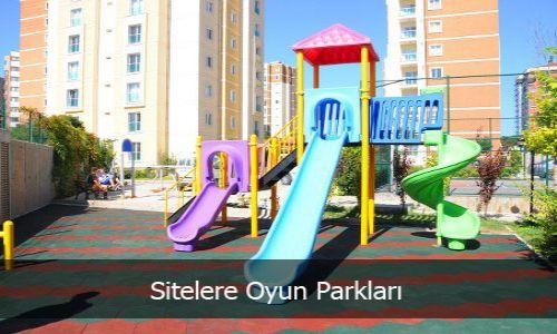 Sitelere Oyun Parkları