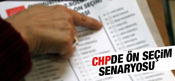 "CHP'de ""önseçim"" Senaryosu"