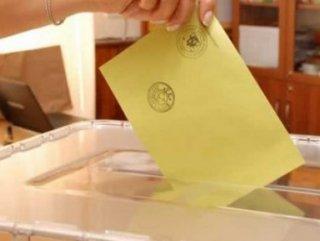 1 Kasım'da Oy Kullanabilme Şartı