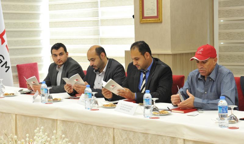 Bahreynli Gazetecileri Türkiye'de Ağırlıyoruz