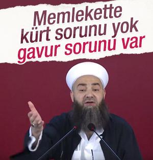 Ahmet Mahmut Ünlü: Kürt sorunu yok gavurluk sorunu var