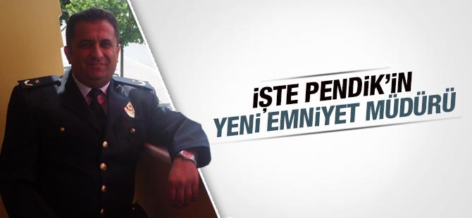 Pendik İlçe Emniyet Müdürlüğüne Ahmet IRMAK Atandı