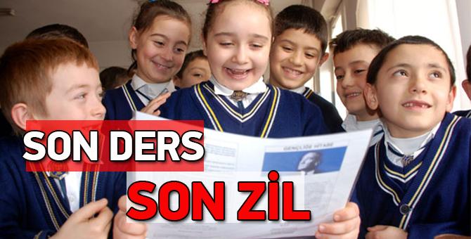 Son Ders, Son Zil