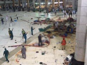 Mekke'de Facia! 2 Türk Hacı Hayatını Kaybetti! 19 Yaralı!