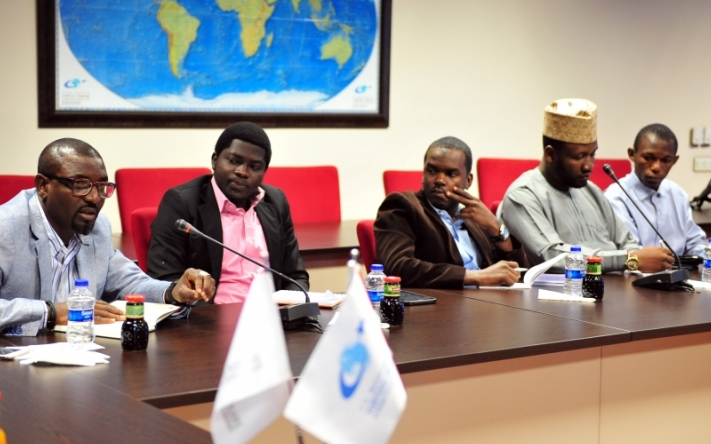 Gençlik Köprüsü Programı kapsamında Nijeryalı heyet Türkiye'de