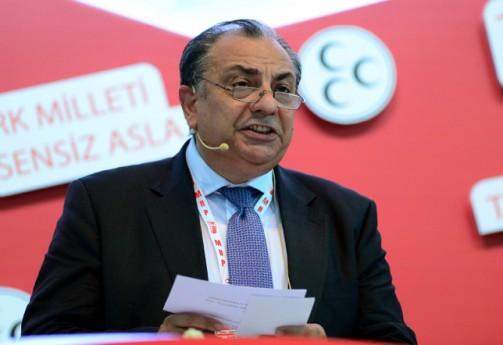 Tuğrul Türkeş Ak Parti Ankara'dan Aday