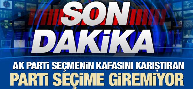 TURK Parti, Logosu Nedeniyle Seçimlere Katılamıyor