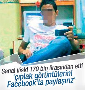 Sanal İlişki 179 Bin Lirasına Mal oldu
