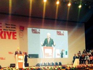 CHP'nin Seçim Bildirgesini Genel Başkan Kılıçdaroğlu Açıklıyor