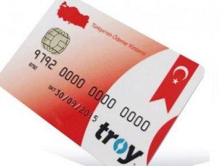 Milli kredi kartı 'TROY'un çalışmalarında sona geliniyor