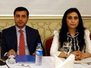 "HDP'nin seçim sloganı ""İnadına HDP, inadına barış"" oldu"