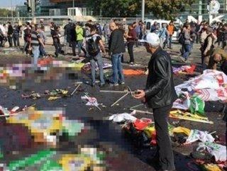 Ankara'daki saldırıda Ölenlerin Sayısı 99'a Yükseldi