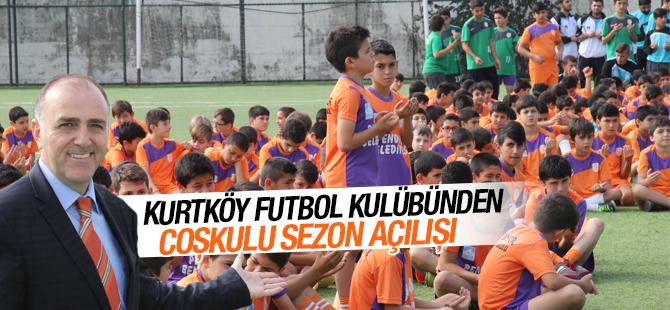 Kurtköy Futbol Kulübünden Coşkulu Sezon Açılışı