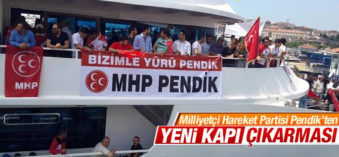 """MHP Pendik'ten """"Yeni Kapı"""" Çıkarması"""