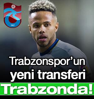 Bongonda Trabzon'da