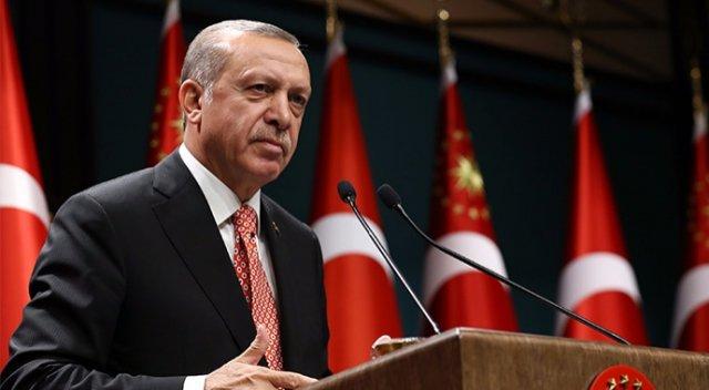 """Cumhurbaşkanı Erdoğan'dan """"Adalet Yürüyüşü"""" İçin İlk Yorum"""