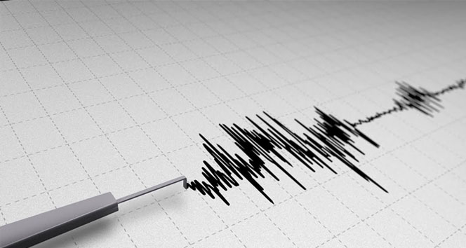 Ege'de Denizi'nde 4,5 Şiddetinde deprem